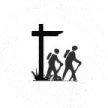 Hornsea Walking Club logo