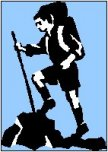 Leven Walking Club logo