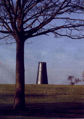 Black Mill on Beverley Westwood/Photo by Arnold Underwood/Dec 2002