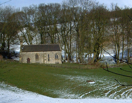 St. Ethelburga's Church, Givendale/Photo by Arnold Underwood/Feb 2005