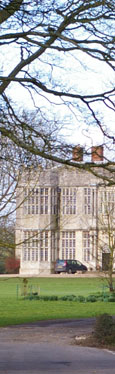 A glimpse of Howsham Hall / from a photo by Arnold Underwood, March 2007