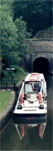 Eastern portal of Standedge Tunnel/from a photo by Arnold Underwood